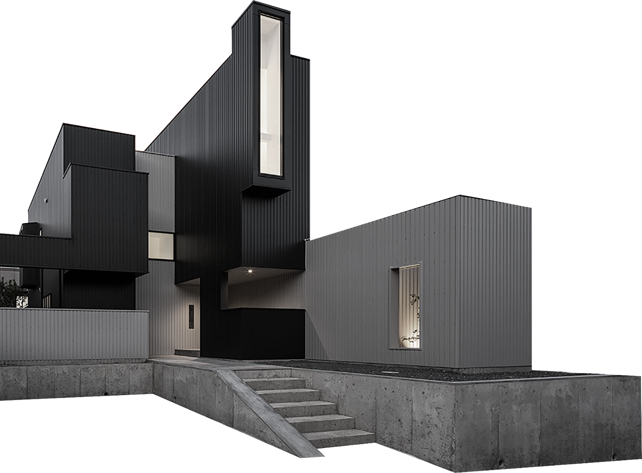 All about Japanese modern architecture